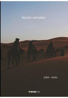 hector servadac  - Couverture de livre auto édité