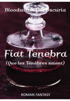 Fiat Tenebra - Couverture de livre auto édité