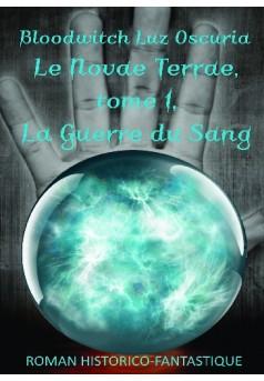 Le Novae Terrae, tome 1 - Couverture de livre auto édité