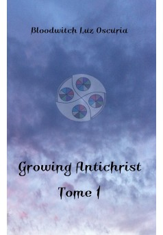 Growing Antichrist, tome 1 (41085) - Couverture Ebook auto édité