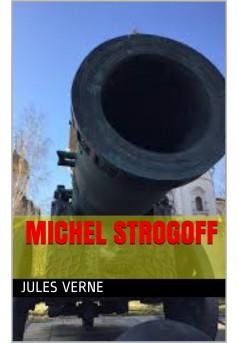 michel  strogoff - Couverture de livre auto édité