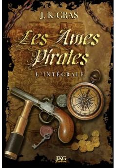 Les âmes pirates  - Couverture de livre auto édité
