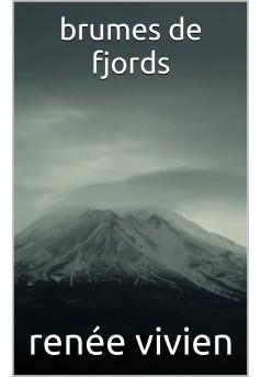 brumes de fjords - Couverture de livre auto édité