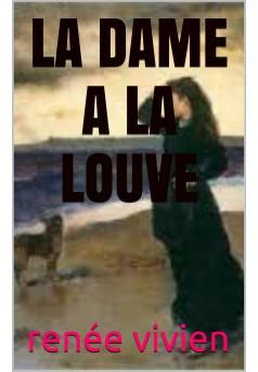 la dame a la louve  - Couverture de livre auto édité