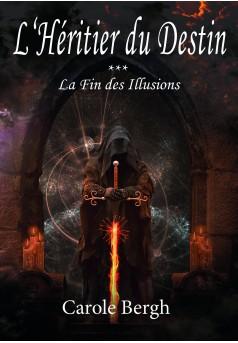 L'Héritier du Destin Tome III - Couverture Ebook auto édité
