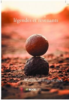 légendes et revenants - Couverture de livre auto édité