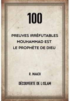 100 preuves irréfutables Mohamed prophète de Dieu - Couverture Ebook auto édité