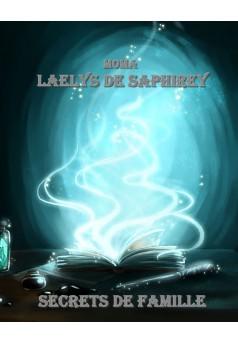 Laelys De Saphirey - Couverture Ebook auto édité
