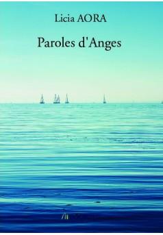 Paroles d'Anges - Couverture de livre auto édité