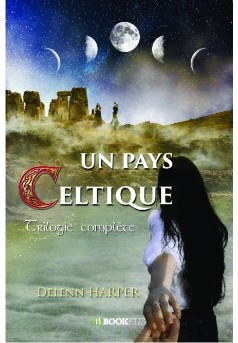 Un Pays Celtique - Couverture de livre auto édité
