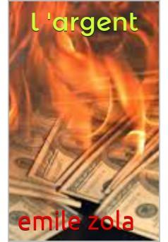 l'argent - Couverture de livre auto édité