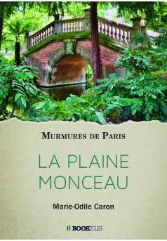 LA PLAINE MONCEAU  - Couverture Ebook auto édité