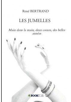 LES JUMELLES - Couverture de livre auto édité