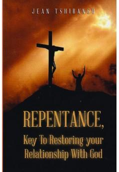 Repentance - Couverture de livre auto édité