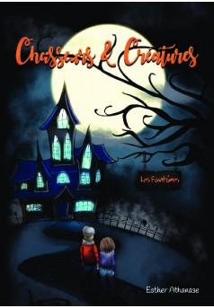 Chasseurs & Créatures - Couverture de livre auto édité