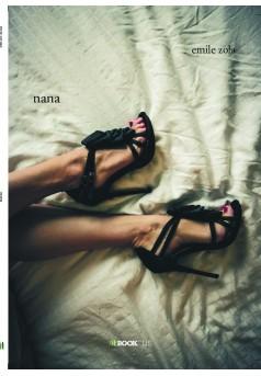 nana - Couverture de livre auto édité