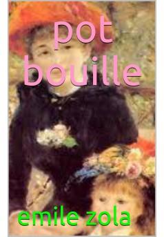 pot-bouille  - Couverture de livre auto édité