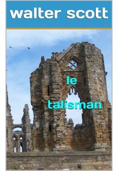 le talisman - Couverture de livre auto édité