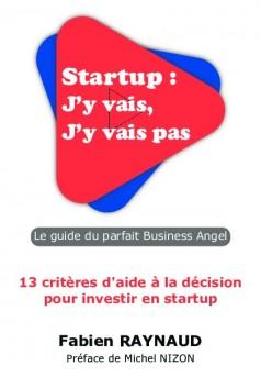 Startup : J'y vais, J'y vais pas - Couverture de livre auto édité