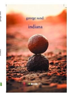 indiana - Couverture de livre auto édité
