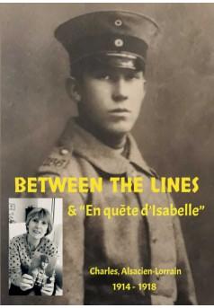 Between the lines - Couverture Ebook auto édité