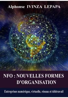 NFO : Nouvelles Formes d'Organisation - Couverture Ebook auto édité