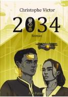 Couverture du livre autoédité 2034