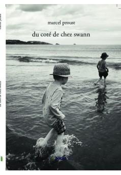 du coté de chez swann - Couverture de livre auto édité