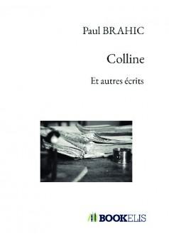 Colline - Couverture de livre auto édité