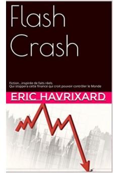 Falsh Crash - Couverture Ebook auto édité