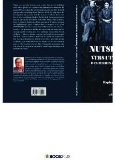Nutshimit  - Couverture de livre auto édité