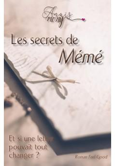 Les secrets de mémé - Couverture Ebook auto édité