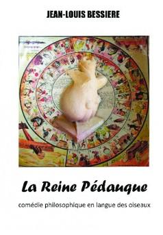 La Reine Pédauque - Couverture de livre auto édité