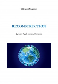 Reconstruction - Couverture Ebook auto édité