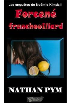 Forcené franchouillard - Couverture Ebook auto édité