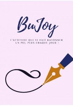 BuJoy - Couverture de livre auto édité