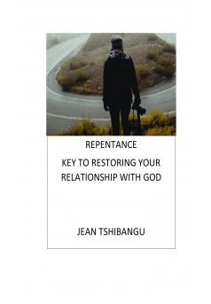 Repentance - Couverture Ebook auto édité