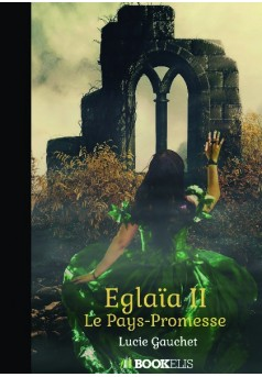 Eglaïa II - Couverture de livre auto édité