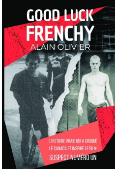 Good Luck Frenchy - Couverture de livre auto édité