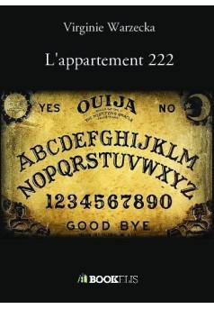L'appartement 222 - Couverture de livre auto édité