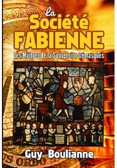 La Société fabienne - Couverture de livre auto édité