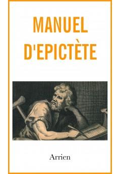 Le manuel d'Epictète - Couverture Ebook auto édité