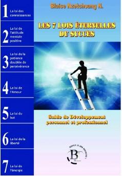 Les 7 lois éternelles du succès - Couverture de livre auto édité