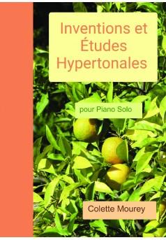 Inventions et Études Hypertonales
