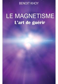 le magnétisme - Couverture Ebook auto édité