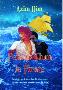 Pen Ar Thon Le Pirate - Couverture Ebook auto édité