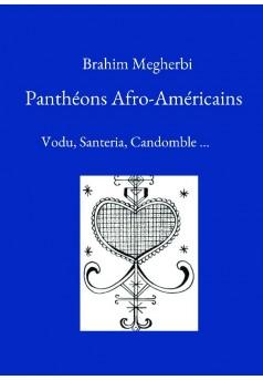 Panthéons Afro-Américains - Couverture de livre auto édité