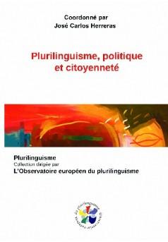 Plurilinguisme, politique et citoyenneté - Couverture de livre auto édité