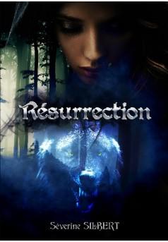 Résurrection - Couverture de livre auto édité