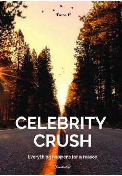 Celebrity Crush - Couverture de livre auto édité